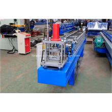 Прямые фабричные машины, делающие стальную дверную машину ролика