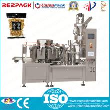 Automatische Vakuum-Lebensmittel-Verpackungsmaschine (RZ8-200ZK Drei)