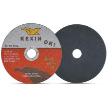4 Inch Flat Abrasives Cutting Discs for Metal