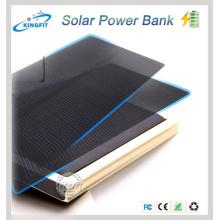 Alta qualidade moda banco de energia solar 20000mAh carregador celular solar