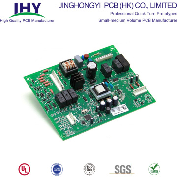 Dubbelzijdige PCB High Frequency Circuit Board Low Cost PCB Fabrication