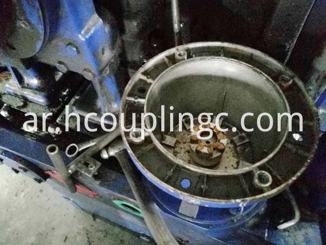 Coupling Maintenance for Steel Mill