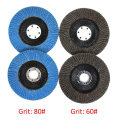Grit Grinding Wheels Flap Discs for Metal