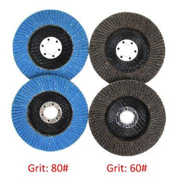 Лепестковые диски для шлифовальных кругов по металлу