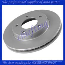MDC666 GA2Y3325X C00Y-33-25X GA5Y-33-25X GA5Y-33-25XD GA4Y-33-25XJ GA4Y-33-25XA GA4Y-33-25XC Disque de frein HT250 pour ford