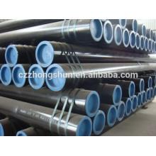 API 5L Nahtloses Stahlrohr ASTM A106 / A53 / SS400 / ST 37 / ST52