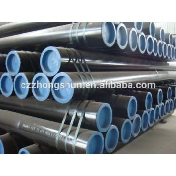 API 5L Бесшовная стальная труба ASTM A106 / A53 / SS400 / ST 37 / ST52