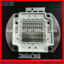 100 w IR 810nm de alta potencia led array