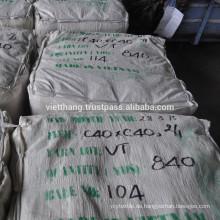 Grauer Webstoff - 100% Baumwolle gekämmt / 129*72/CM40xCM40