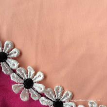 UPF 50+ weft knit 4 way stretch full dull 85 nylon 15 spandex fabric seamless underwear