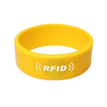 Mifare Classic S70 Rfid siliconen armband voor betaling