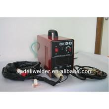 Wholesale Portable dc inverter air plasma cutting machine cut-50 50amp dual voltage 110/220volt