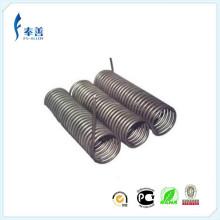 (0cr23al5, 0cr25al5, 0cr15al5, 0cr20al5, 0cr21al4, 0cr21al6, 0cr19al3, 0cr13al4) Fil électrique de résistance au poêle de chauffage