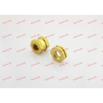 High Quality Brass Nut Copper Nut Insert Nut