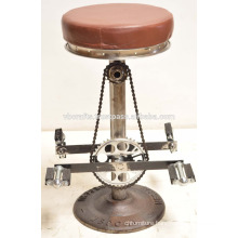 Industrial Bicycle parts Stool