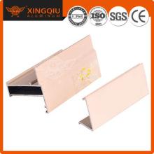 Алюминиевый профиль поставщик из Китая, производство алюминиевых рамных профилей