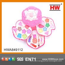 New Design plástico maquiagem jogo brinquedo crianças cosméticos brinquedo