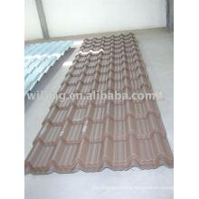 steel tile sheet