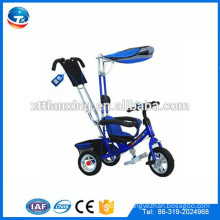 2015 New model product for Kid Tricycle/three wheels cheap kids tricycle with roof/sunshade
