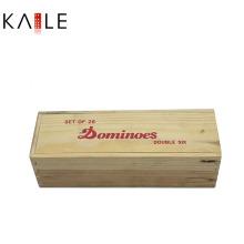 Beliebte benutzerdefinierte Melamin Dominuo Double Six Sets