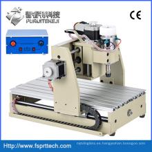 Mini máquina de carpintería CNC Router CNC Fresadora