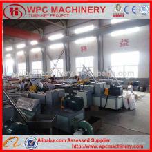 Машина для производства мебельной доски WPC / Машина для производства ПВХ и древесных композитных досок