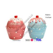Pastel de Pascua Decorativo Jar Set para la venta al por mayor