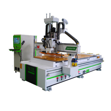 Lamino Woodworking Mesin Ukiran CNC