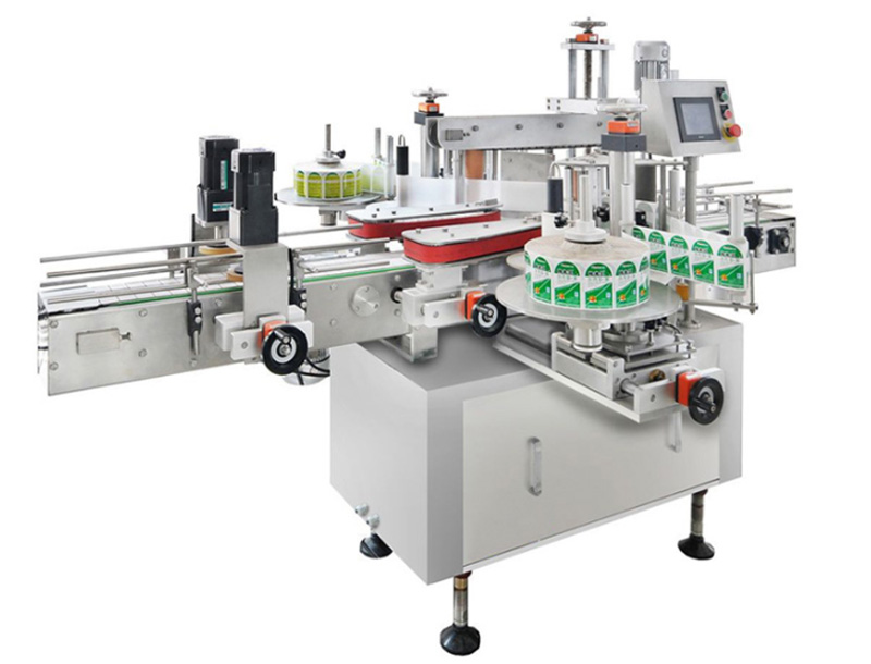 Two Side Labeling Machine