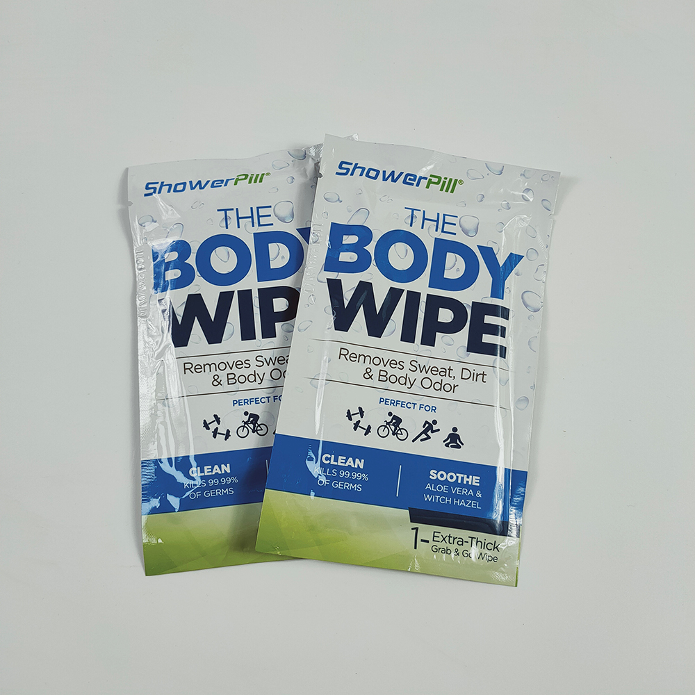 Gatsby Body Wipes