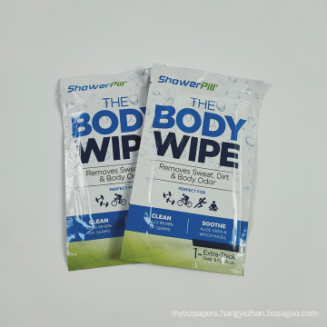 Natural Plant Eco-Friendly Private Parts Body Wipes