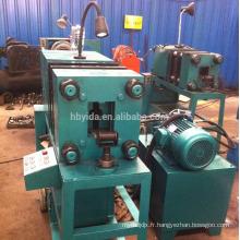 Chine Machine de forgeage de forgeage de Rebar à prix concurrentiel utilisée pour le bâtiment et la construction civile