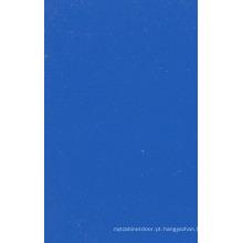 Painel de grão de alta brilho & madeira de UV para armário de cozinha