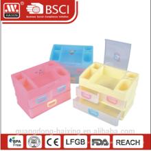 Tiroir de rangement en plastique sectionnelle populaire (couche 2)