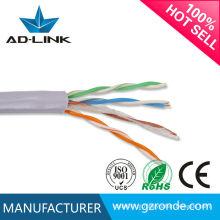 Cablagem elétrica 26AWG cat5e cabo cabo de LAN de 300m utp cat5e