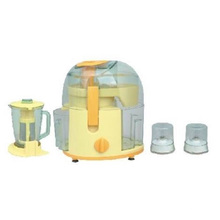 Four-in-one multifunctional household juicer extractor