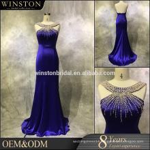 2016 New Design Top Quality China Factory Made hot evening dress