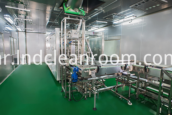 Singapore Filling Clean Room Sales