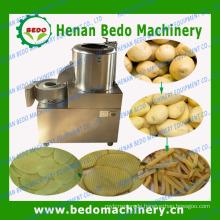 Süßkartoffel Peeling und Schneidemaschine Preis angemessen & 008613938477262