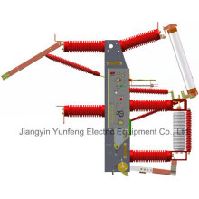 Fzrn35-40.5D Back-to-Back (bridge-crossing integrated) -Fuse Combination Unit