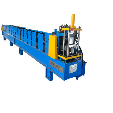 Dixin Gutter Roof Sheet Rolling Forming Machine