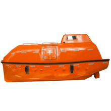 Solas Marine F.R.P. freefall life boat fire proof totally enclosed lifeboat