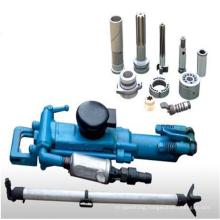 Pneumatic air leg rock drill /air compressor Y24 rock drill machine