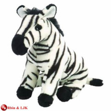 EN71 & ASTM Standard gefüllte Spielzeug Zebra Plüsch