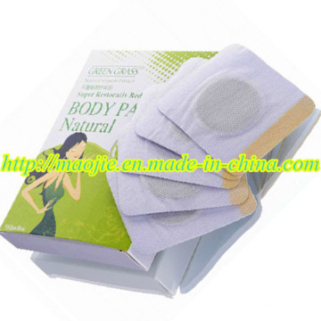 100% Natural Herbal Belly Patch Slimming Patch for Lose Weight (MJ-DQ2)