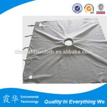 Tissu de filtre filtre à chambre Pp de haute qualité pour filtre aspirant sous vide