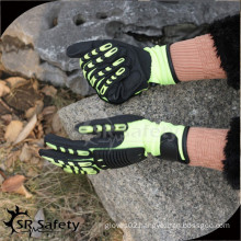 SRSAFETY gloves with anti-impact gloves protection gloves in china