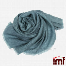 Heather Melange Color 100% Wool Shawl Scarf Women