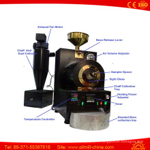 Hot Sales 600g Per Batch Electricity Heat Small Coffee Roaster