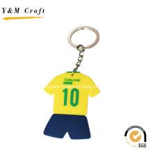 Chaînes principales adaptées aux besoins du client de PVC de Jersey de sport Ym1111